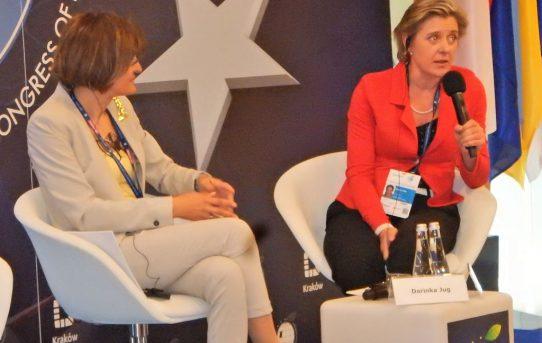 MY během 4. Evropského Kongresu Místních Samospráv