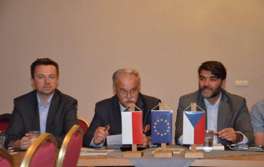 III. Administrativně-politické fórum (12.06.2018, Jarnółtówek)