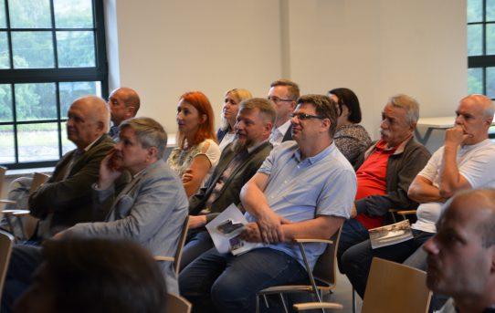 Konsultacje projektu w Wałbrzychu (10.07.2018 r.)