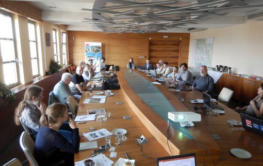 4. setkání Pracovní skupiny projektu