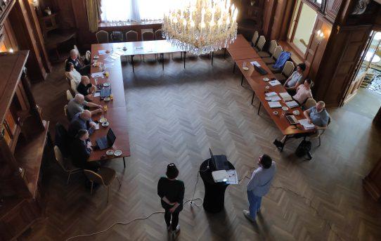 Další zasedání Pracovní Skupiny