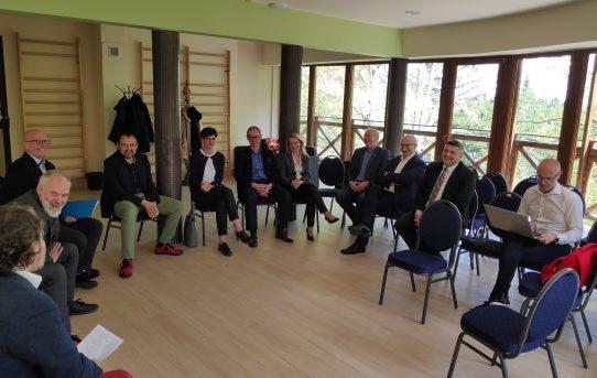 Ostatnie spotkanie Forum Administracyjno - Politycznego